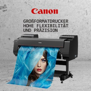 Canon Grossformatdrucker Plotter