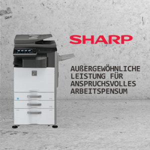 Sharp Drucker