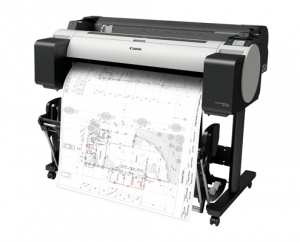 canon a0 grossformatdrucker tm-300