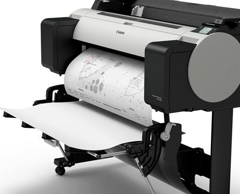canon a0 grossformatdrucker tm-300 leasen