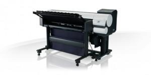 iPF850 Canon Grossformatdrucker