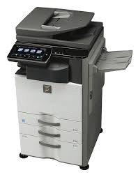 kurzzeitmiete kopierer sharp mx-2640