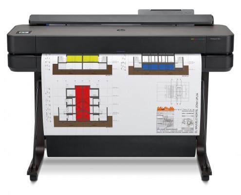 HP Großformatdrucker Leasing